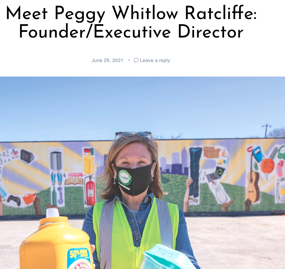 Interview with Peggy Whitlow Ratcliffe
